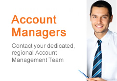 Contact your Account Management Team!